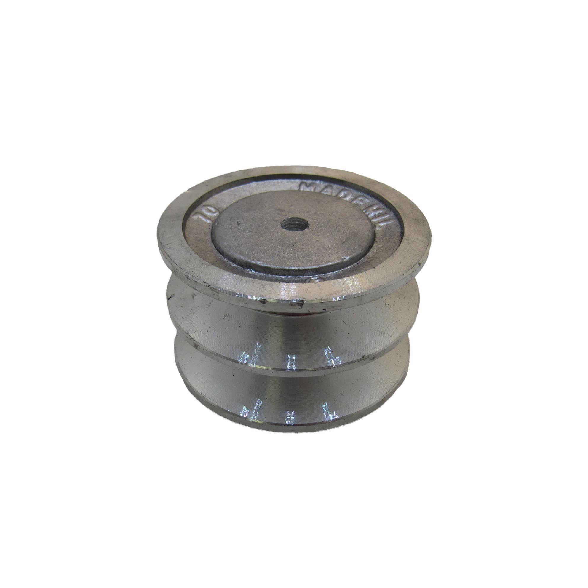 Polia De Alumínio 70 B2