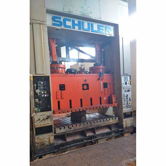 Prensa 400 toneladas Schuler - VN172 Usado