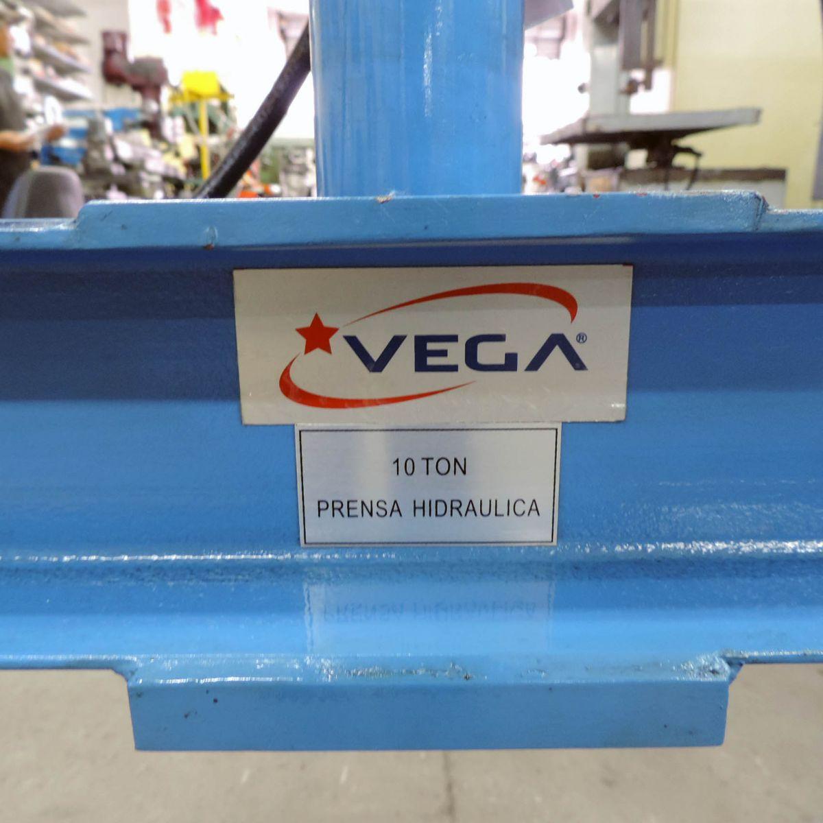 32 Prensa Hidráulica 10 Toneladas Vega Ph2
