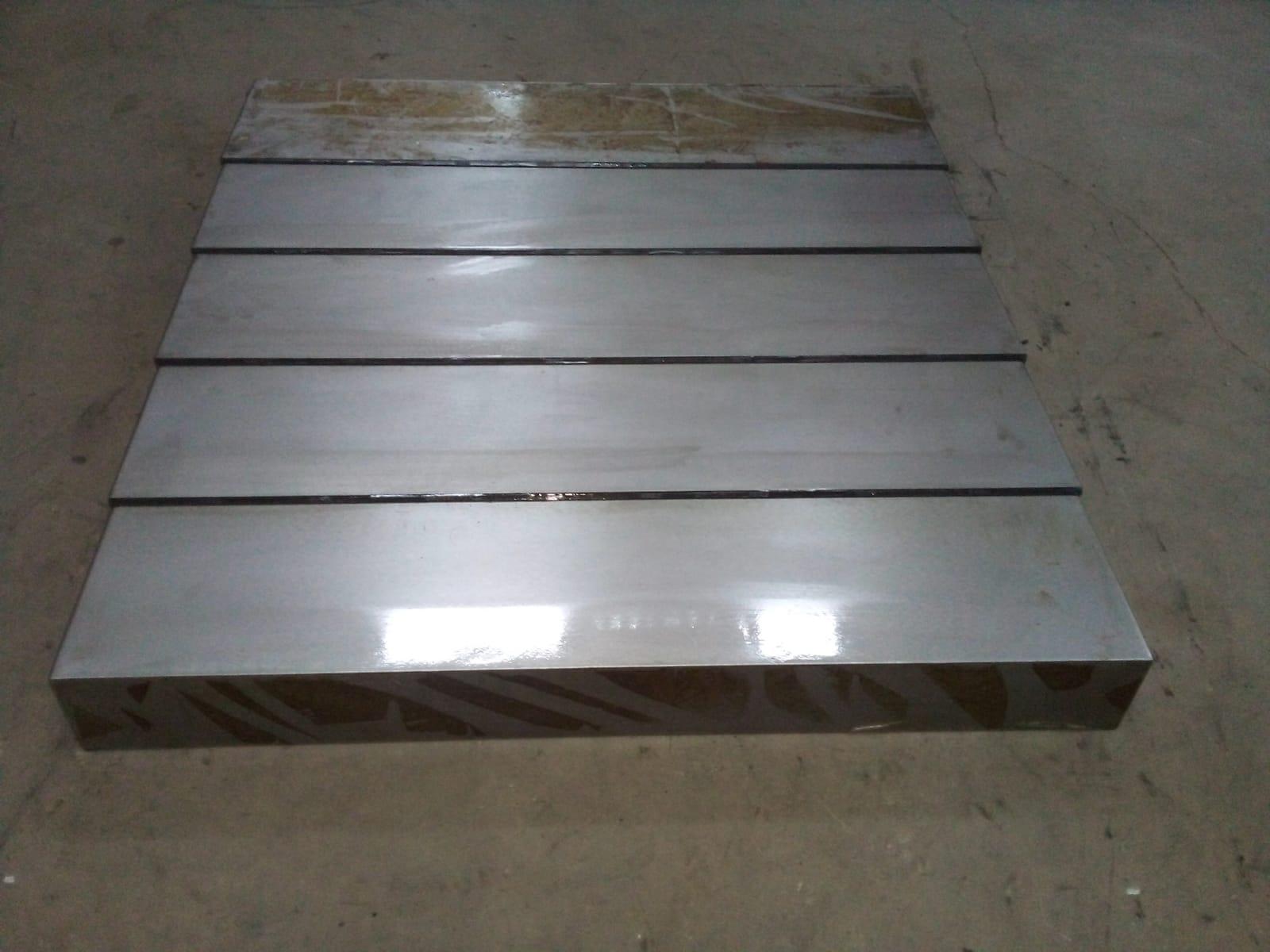 Proteção de Barramento de Máquinas Operatrizes - VG1750 Usado