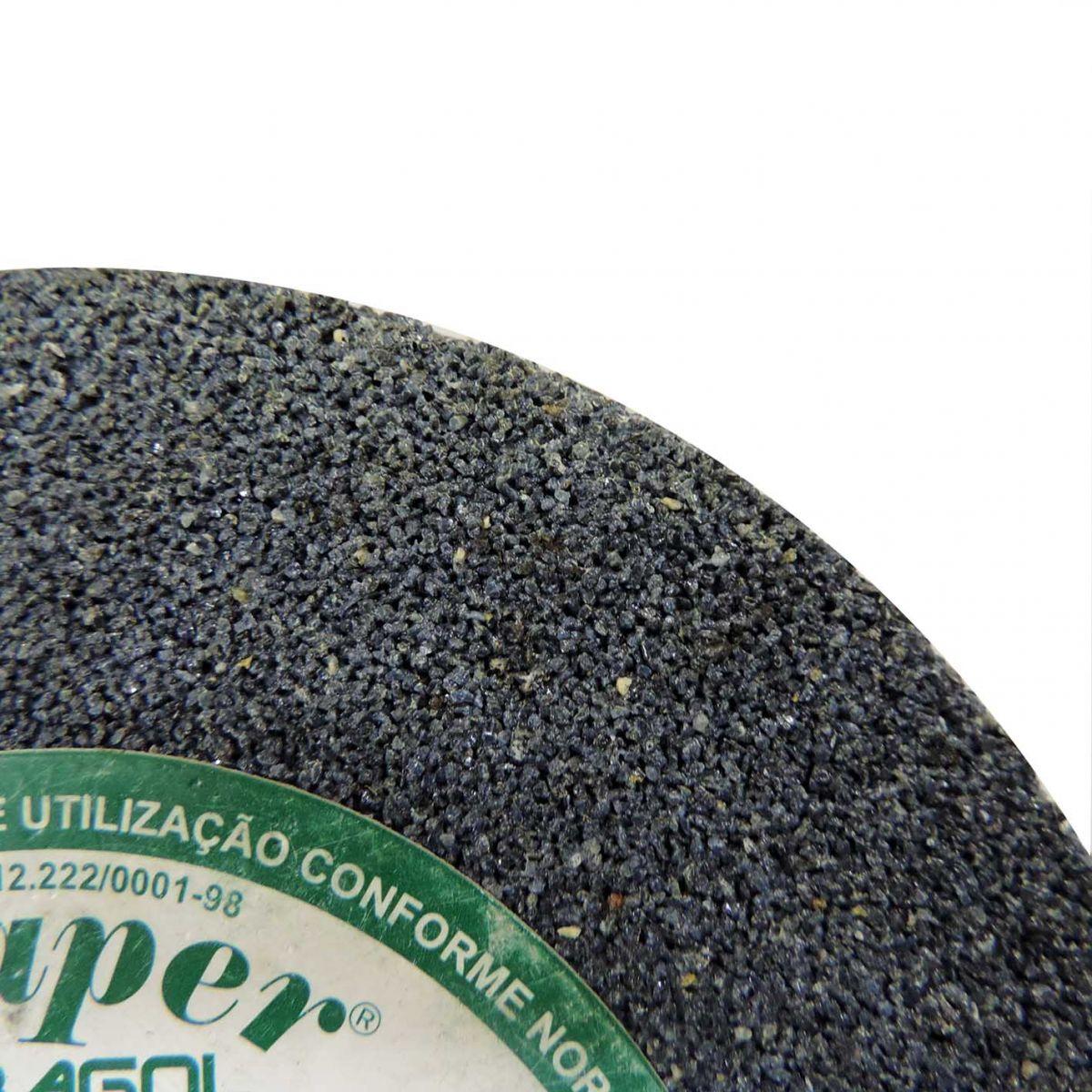 Rebolo Reto P/ Desbaste Rústico 6 X 3/4 X 1 1/4 - Icaper U49