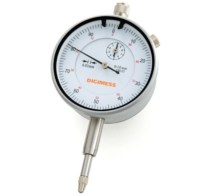 Relógio Comparador 0,01mm -  Digimess