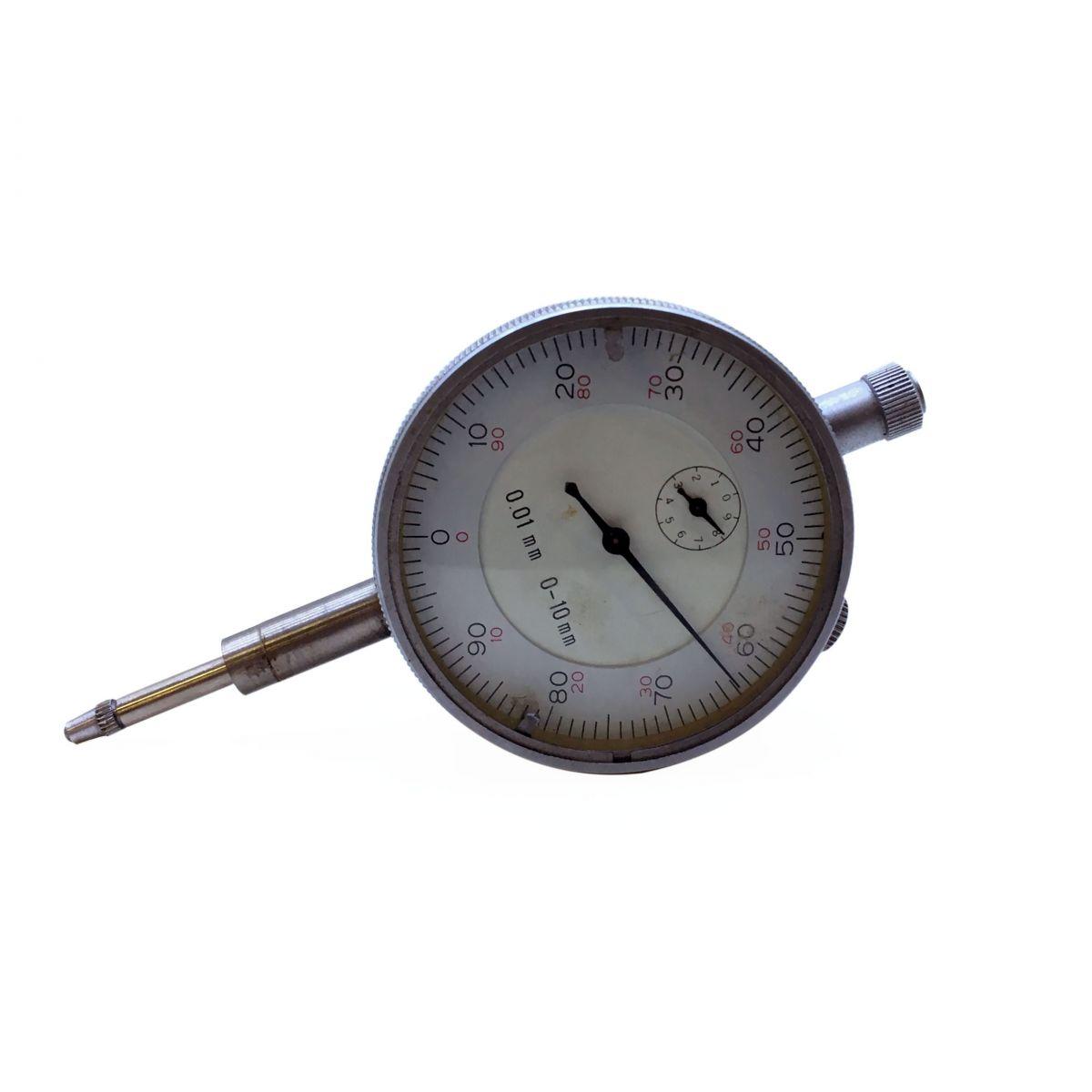Relógio Comparador A3568 0-10mm Bc35 Usado