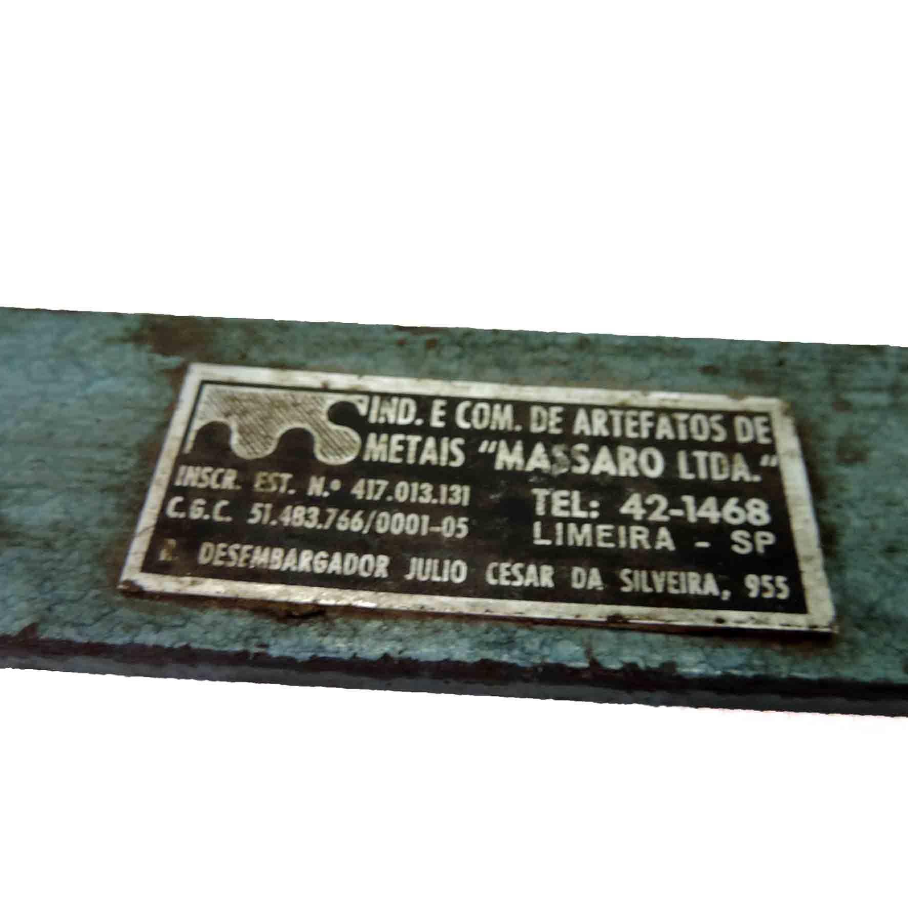 Rosqueador De Tarrachas/brincos Marca Massaro Nc12
