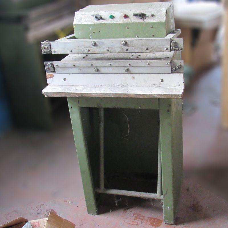 Seladora de plástico filme Monofásica – LR31