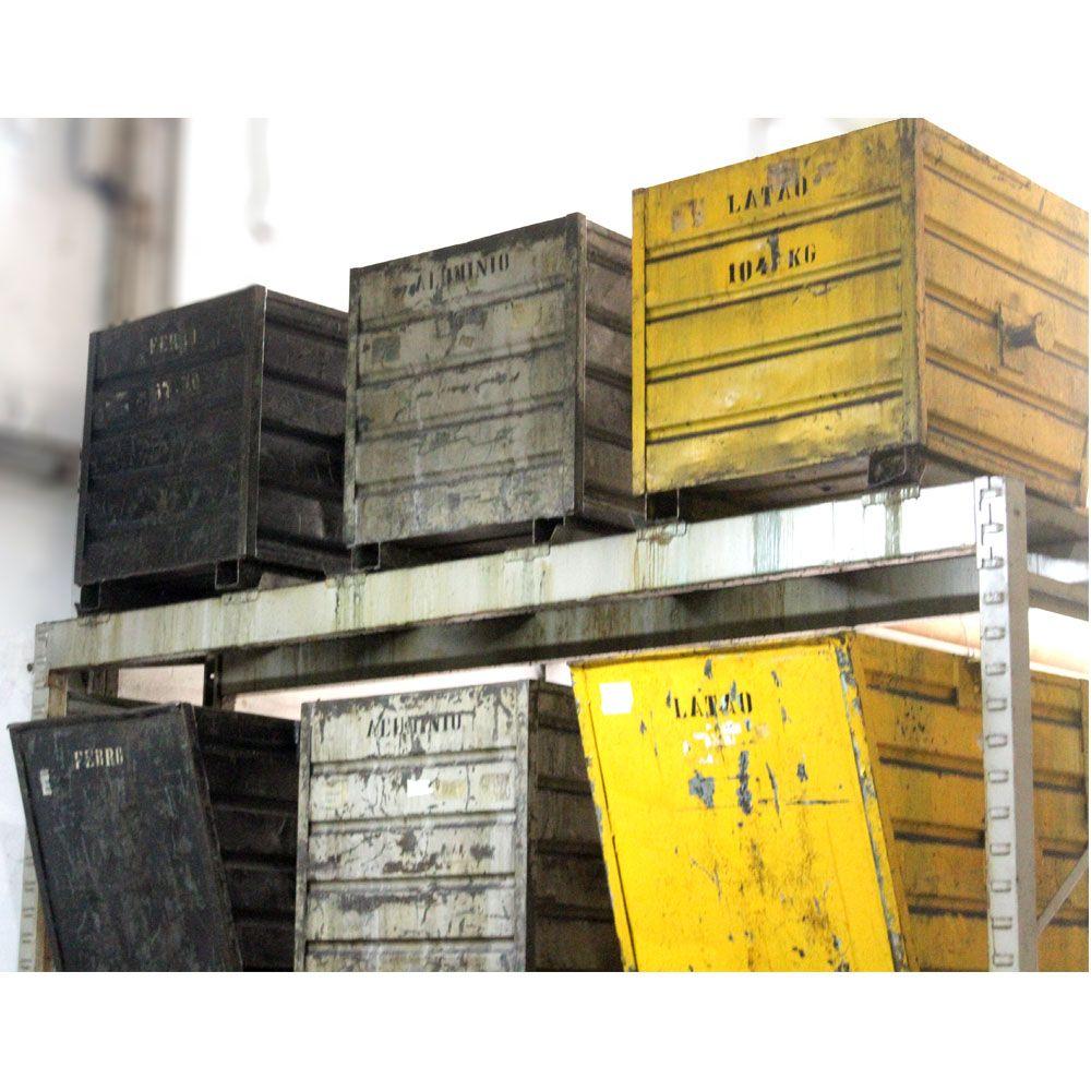 Separador De Resíduos Líquidos Cr71 – Usado