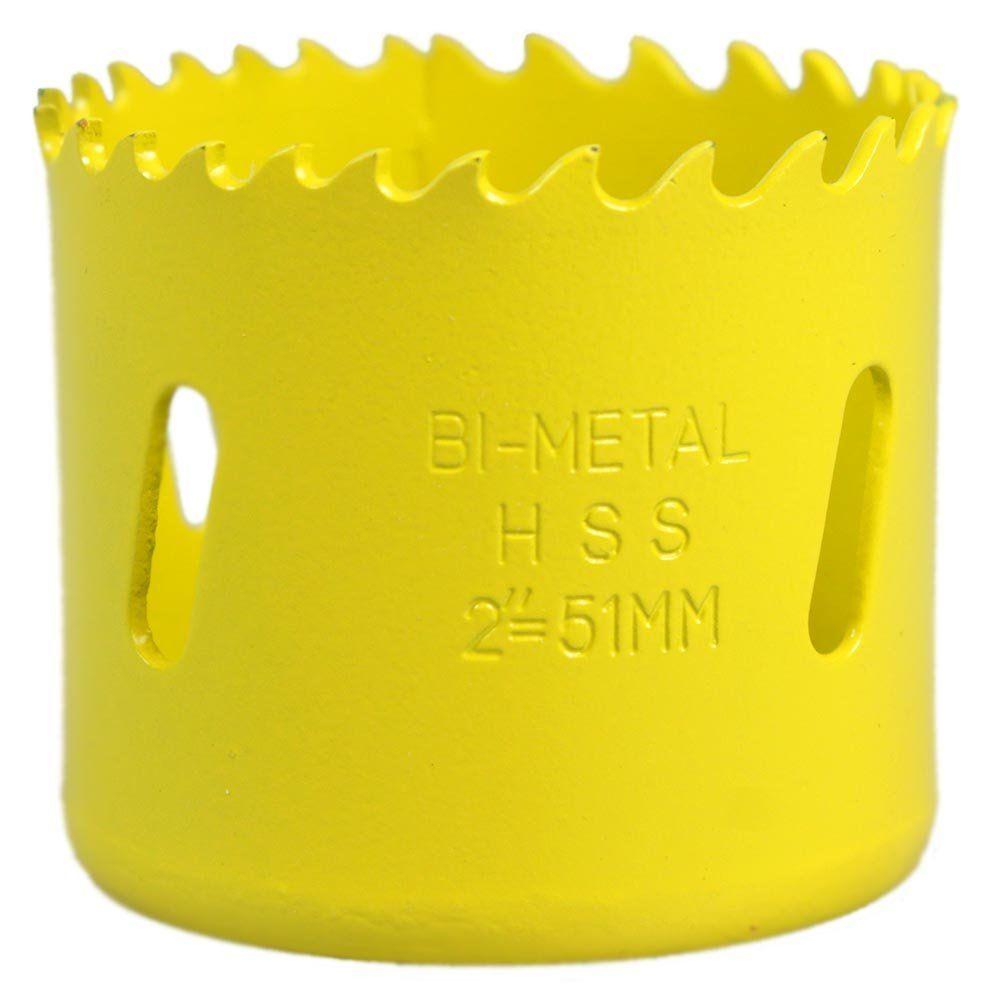 Serra Copo Bimetálica Regular 51 mm 2