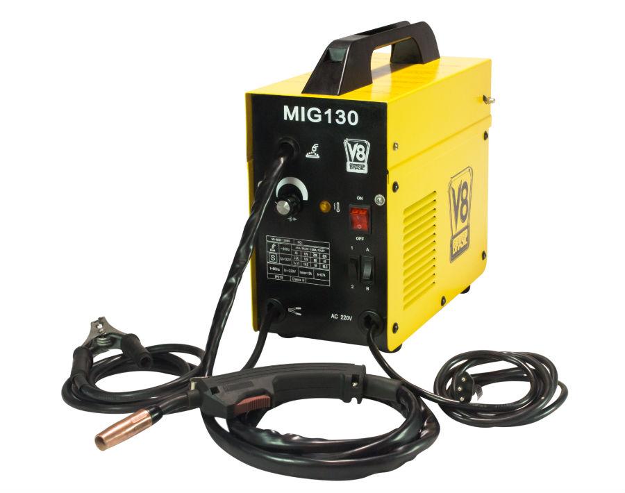 Solda MIG 130 120 AMP  127V ou 220V