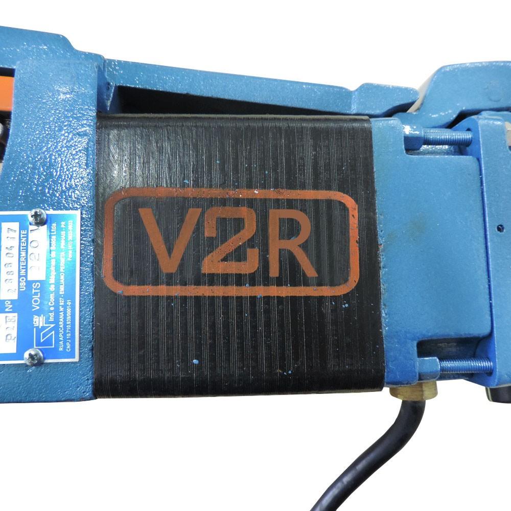 Solda Ponto V2r Ponteadeira Com Regulador De Potência - Vega