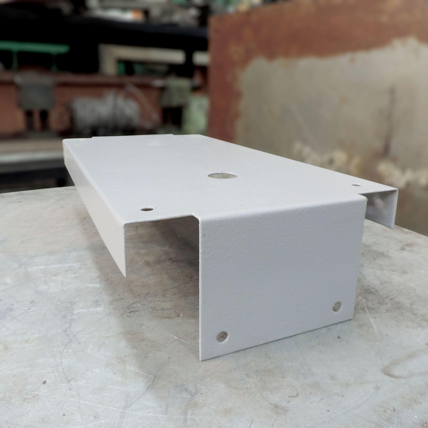 Suporte De Chave Elétrica Industrial – CD412
