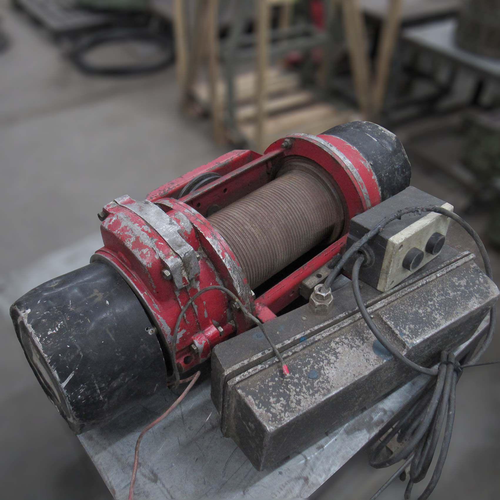 Talha Elétrica 1 tonelada – Bambozzi – Cd135