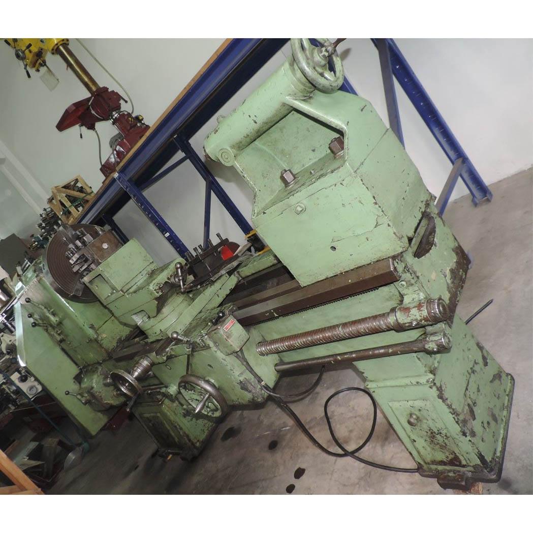 Torno Mecanico Pesado 1100 X 1250 Mm 10Cv Marca Irvis