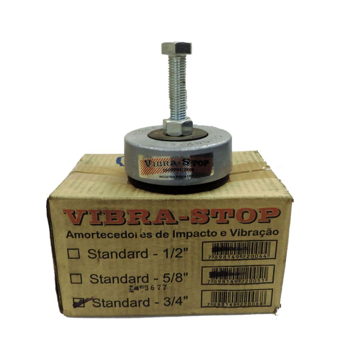 Vibra Stop Amortecedor Standard Capacidade ¾ - Novo