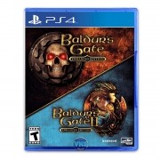 Baldur's Gate: Enhanced Edition - PS4