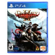 Divinity Original Sin 2 - Definitive Edition - PS4