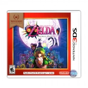 The Legend of Zelda: Majora's Masks (Nintendo Selects) - 3DS