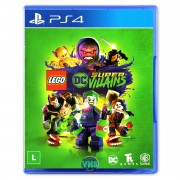 Lego DC Super Villains - PS4