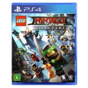 Lego Ninjago - O Filme: Video Game PS4