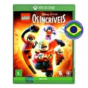 Lego Os Incriveis - Xbox One