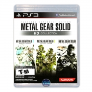 Metal Gear Solid HD Collection - PS3