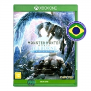 Monster Hunter World Iceborne Master Edition - Xbox One