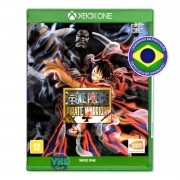 One Piece Pirate Warriors 4 - Xbox One