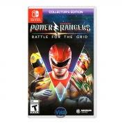 Power Rangers: Battle for the Grid - Collector's Edition - Switch