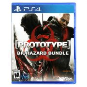 Prototype Biohazard Bundle - PS4