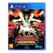 Samurai Shodown NEOGEO Collection - PS4