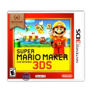 Super Mario Maker (Nintendo Selects) - 3DS