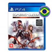 Terra Média: Sombras da Guerra Definitive Edition - PS4