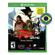 The Banner Saga Trilogy - Bônus Edition - Xbox One