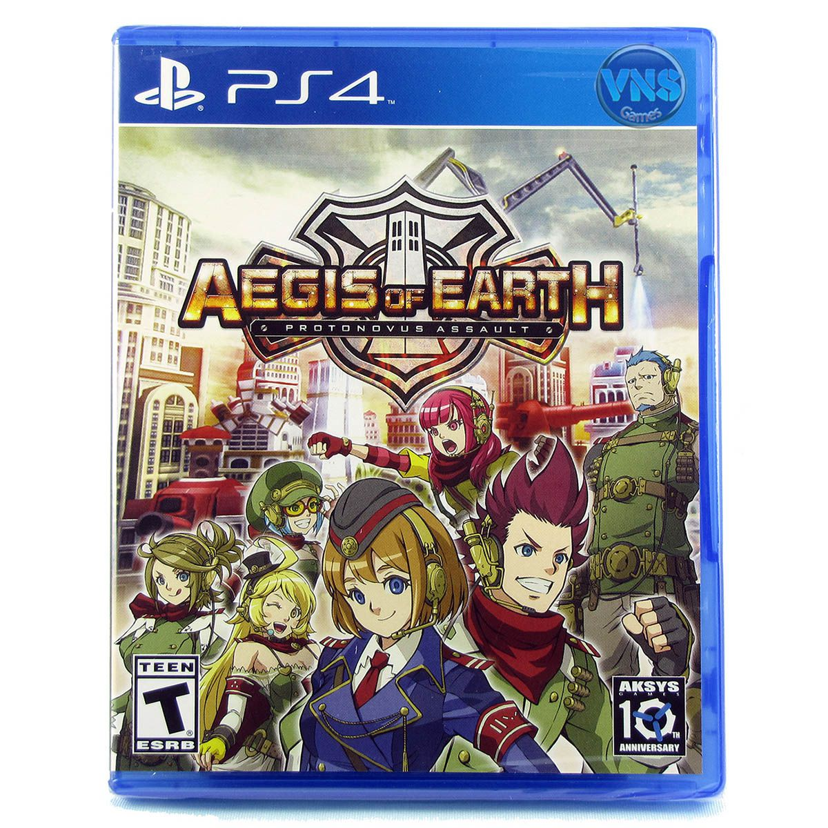 Aegis of Earth - PS4
