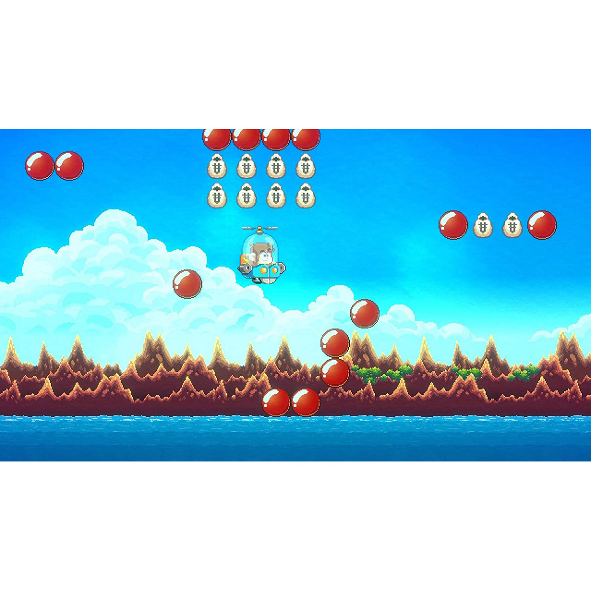 Alex Kidd in Miracle World DX - PS4
