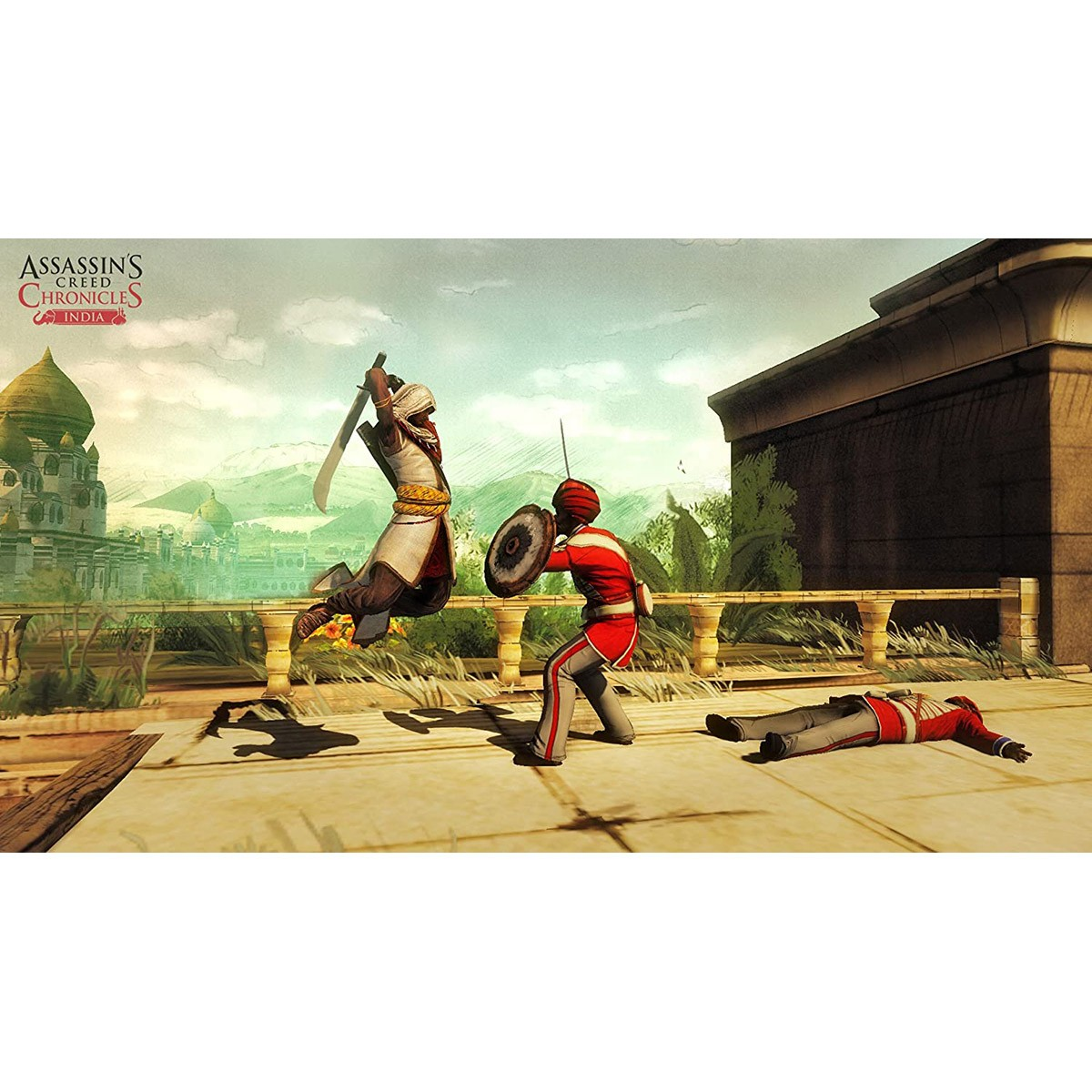 Assassin's Creed Chronicles - PS4