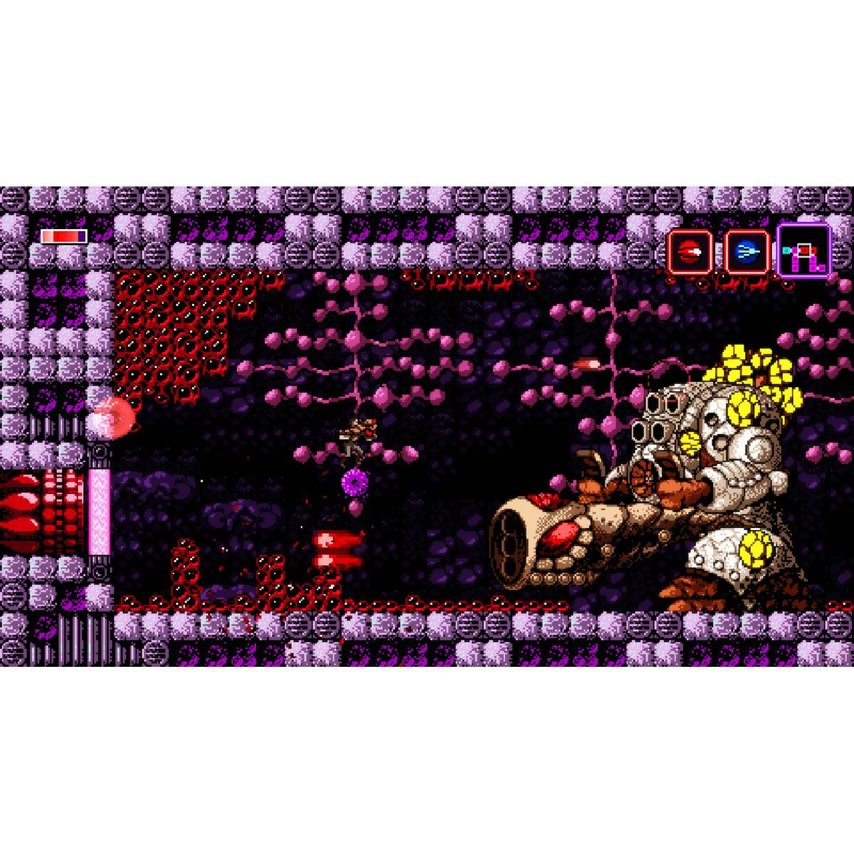 Axiom Verge - Multiverse Edition - PS4