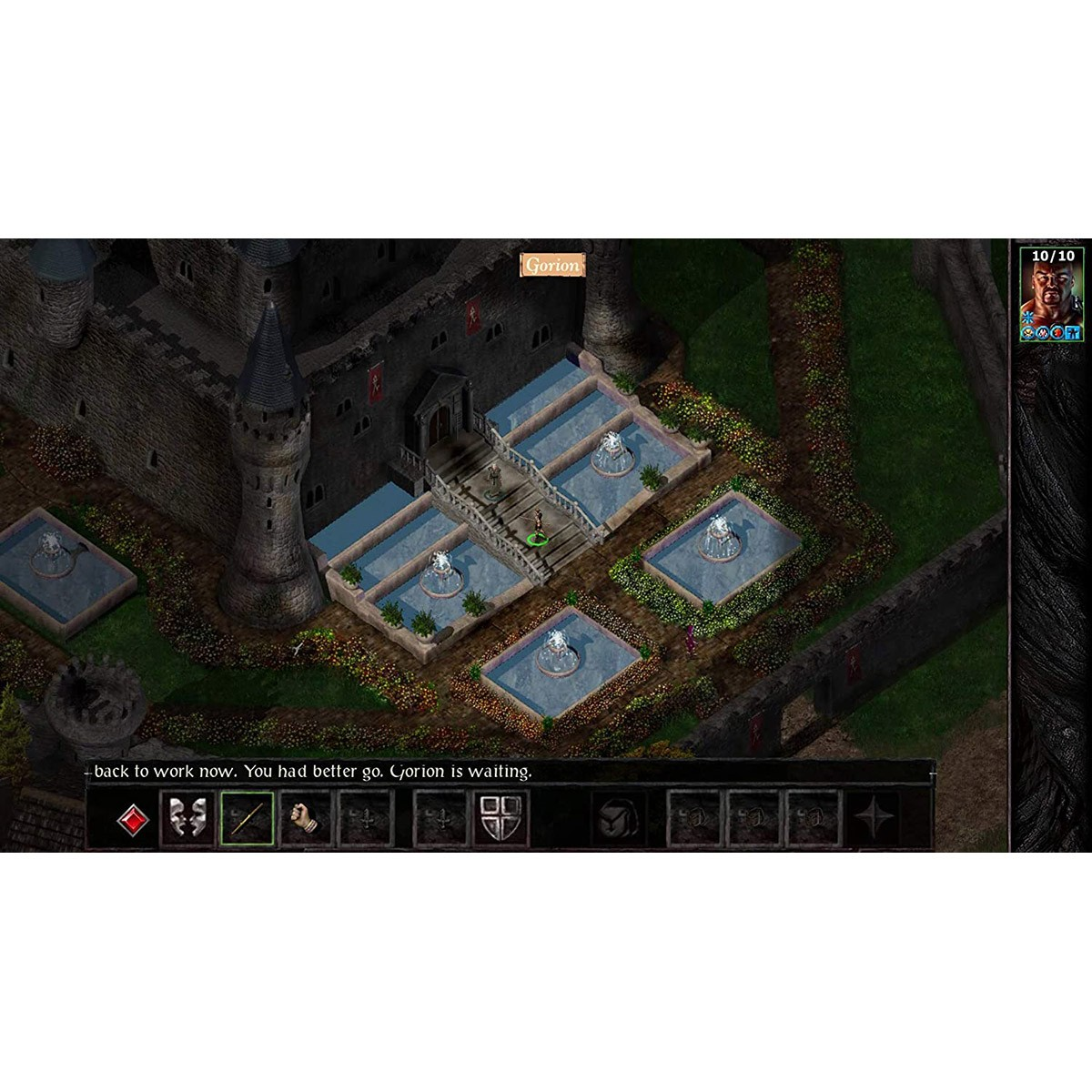 Baldur's Gate: Enhanced Edition - PS4