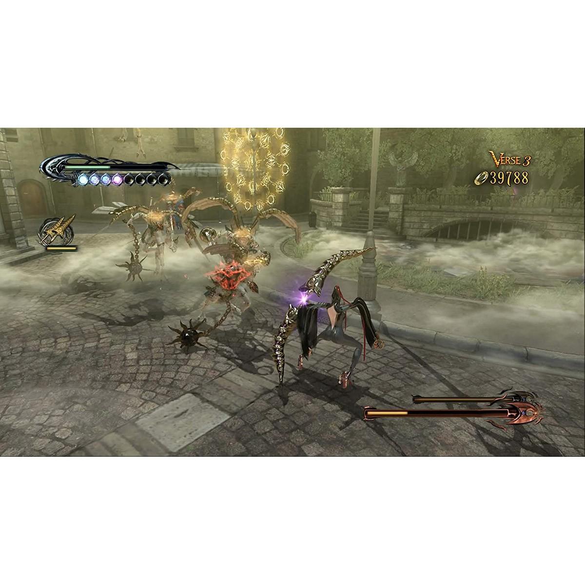 Bayonetta & Vanquish 10th Anniversary Bundle - PS4