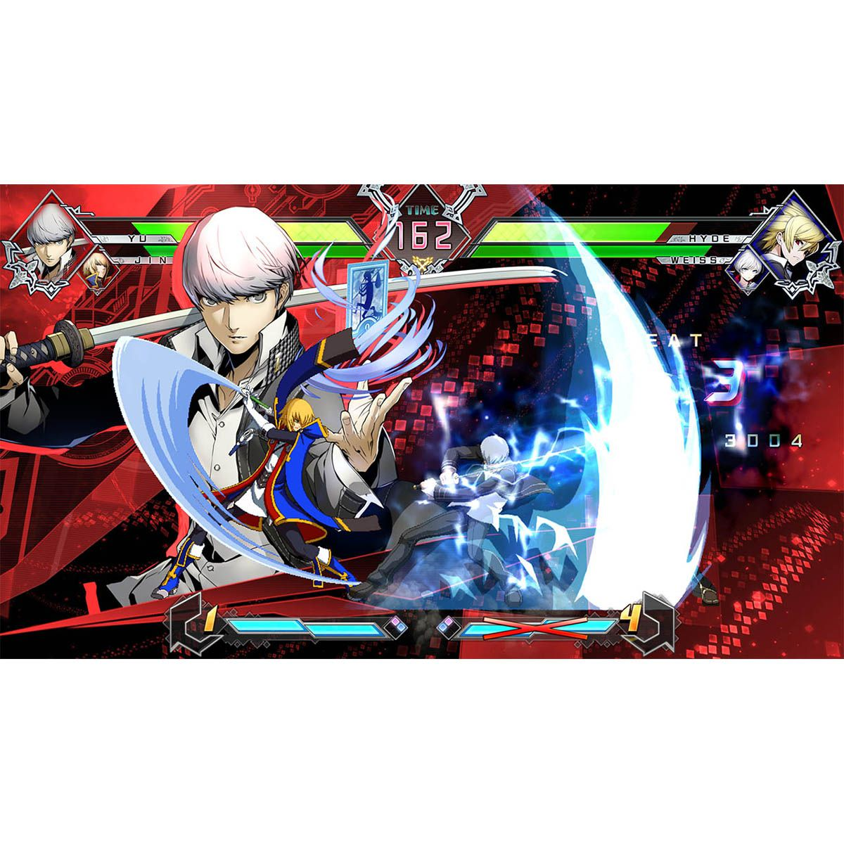 Blazblue Cross Tag Battle - PS4