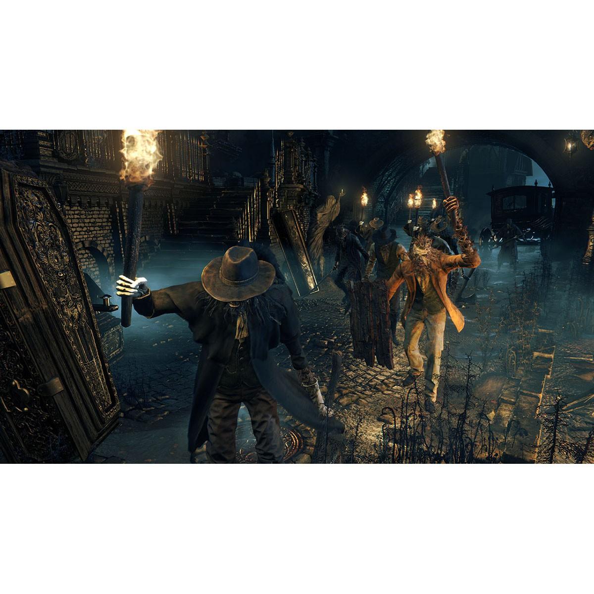 Bloodborne - PS4