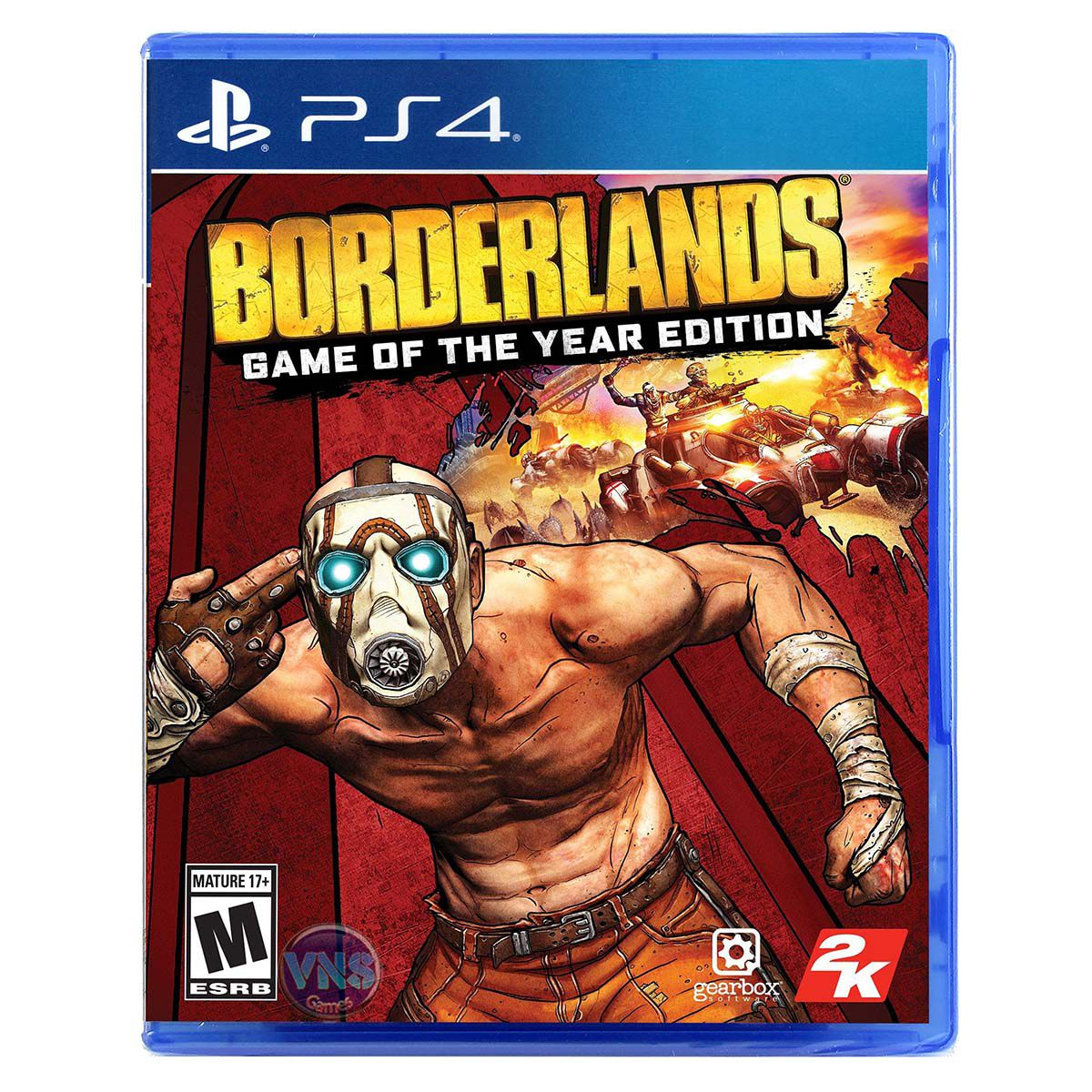 Borderlands Game of the Year Edition - PS4