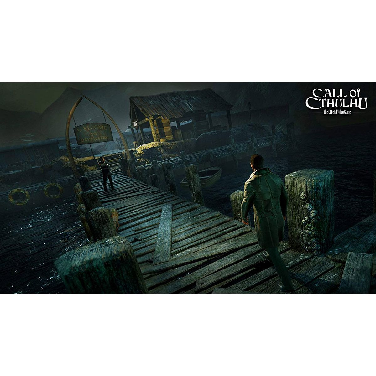 Call Of Cthulhu - PS4