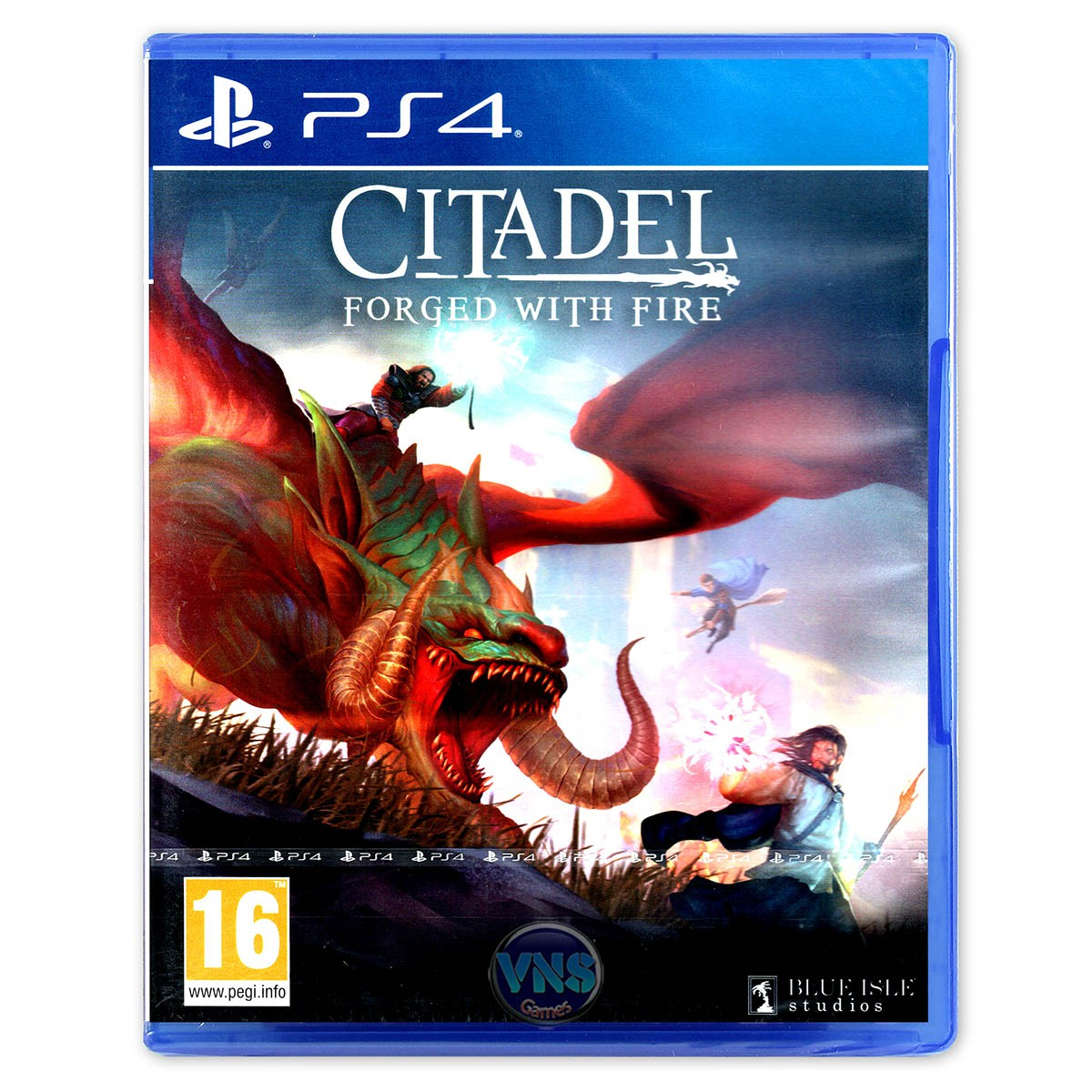 Citadel: Forged With Fire - PS4