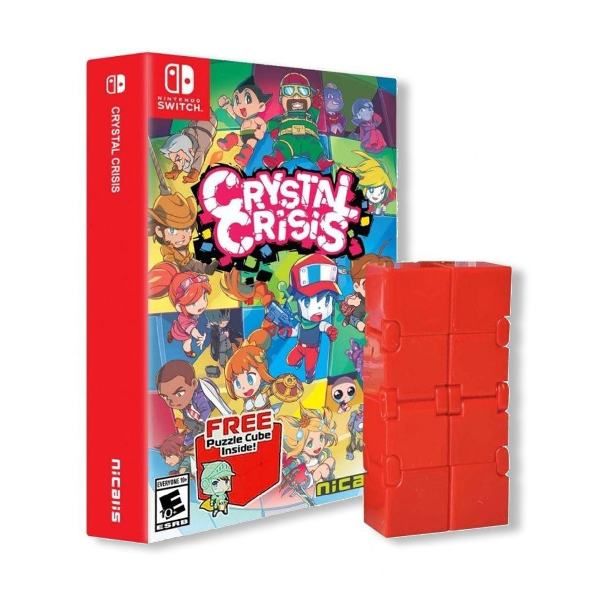 Crystal Crisis Collector's Edition - Switch