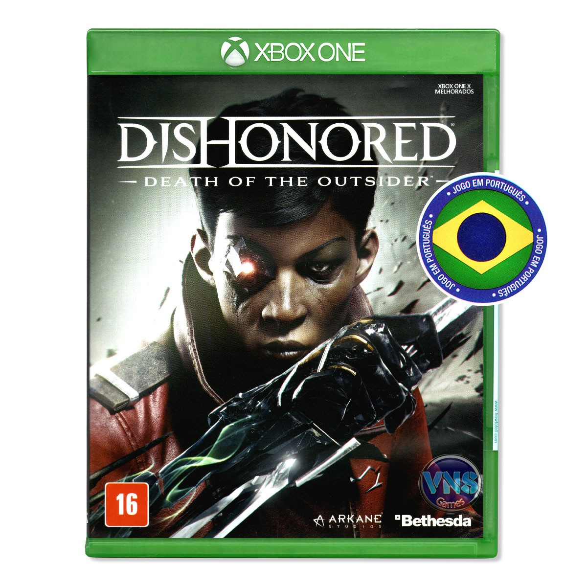 Dishonored Death of The Outsider - Xbox One