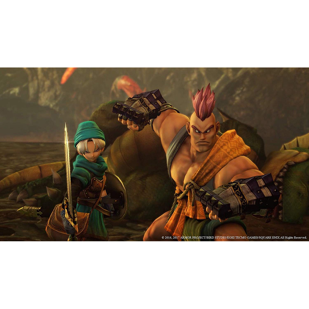 Dragon Quest Heroes II - Explorer's Edition - PS4