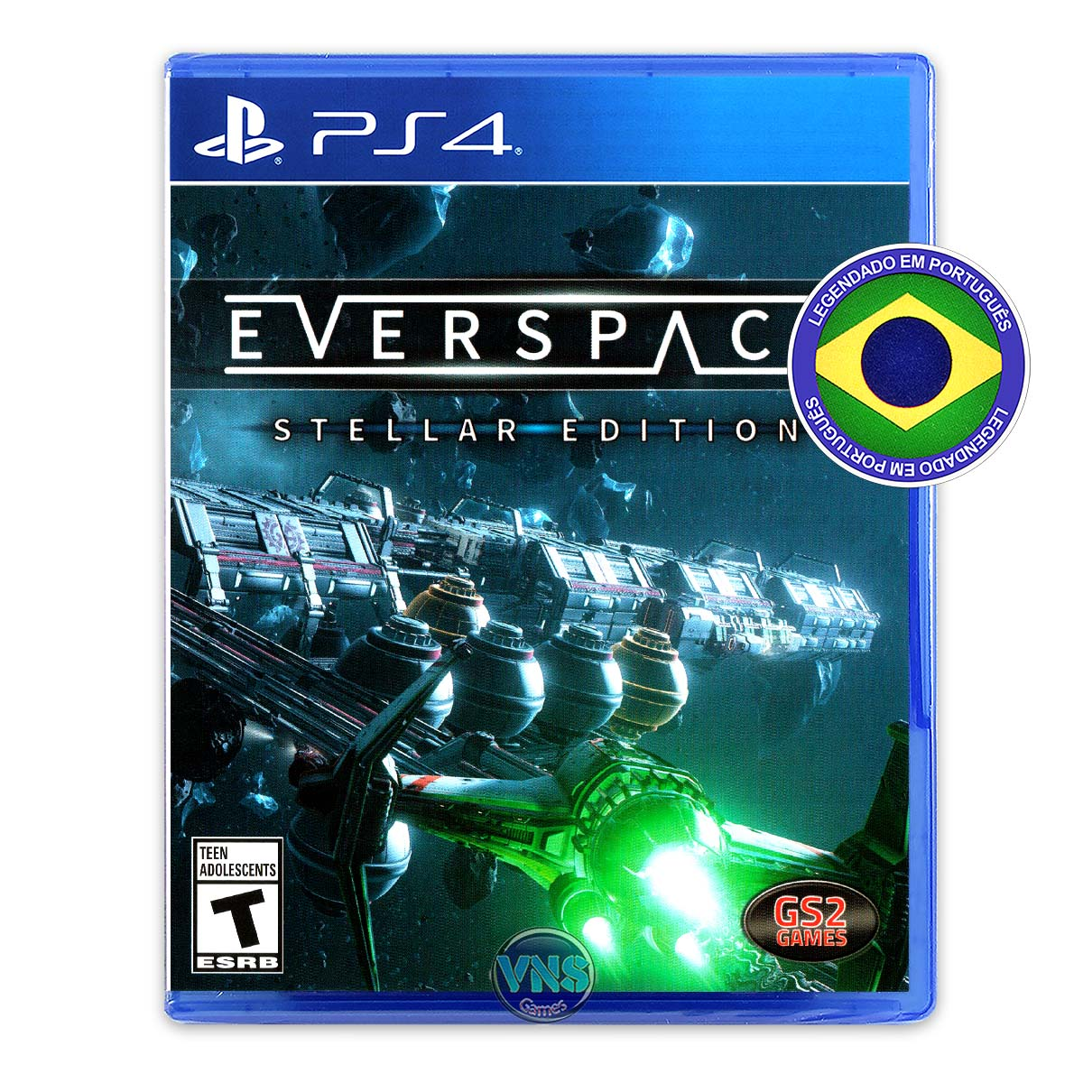 Everspace Stellar Edition - PS4
