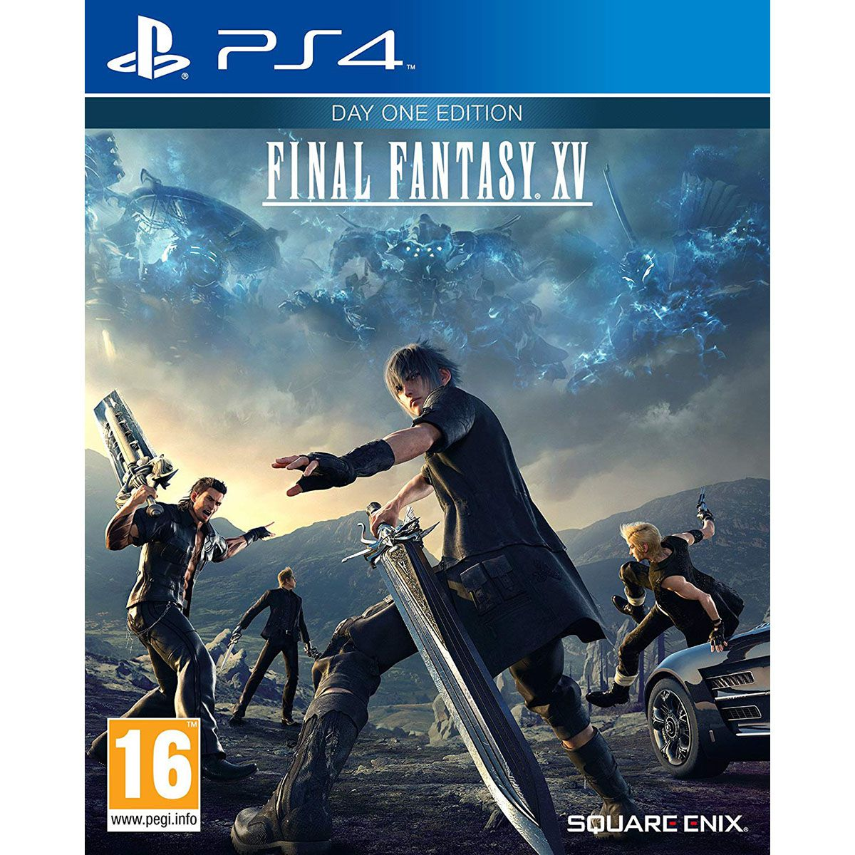 Final Fantasy XV - Day One Edition - PS4