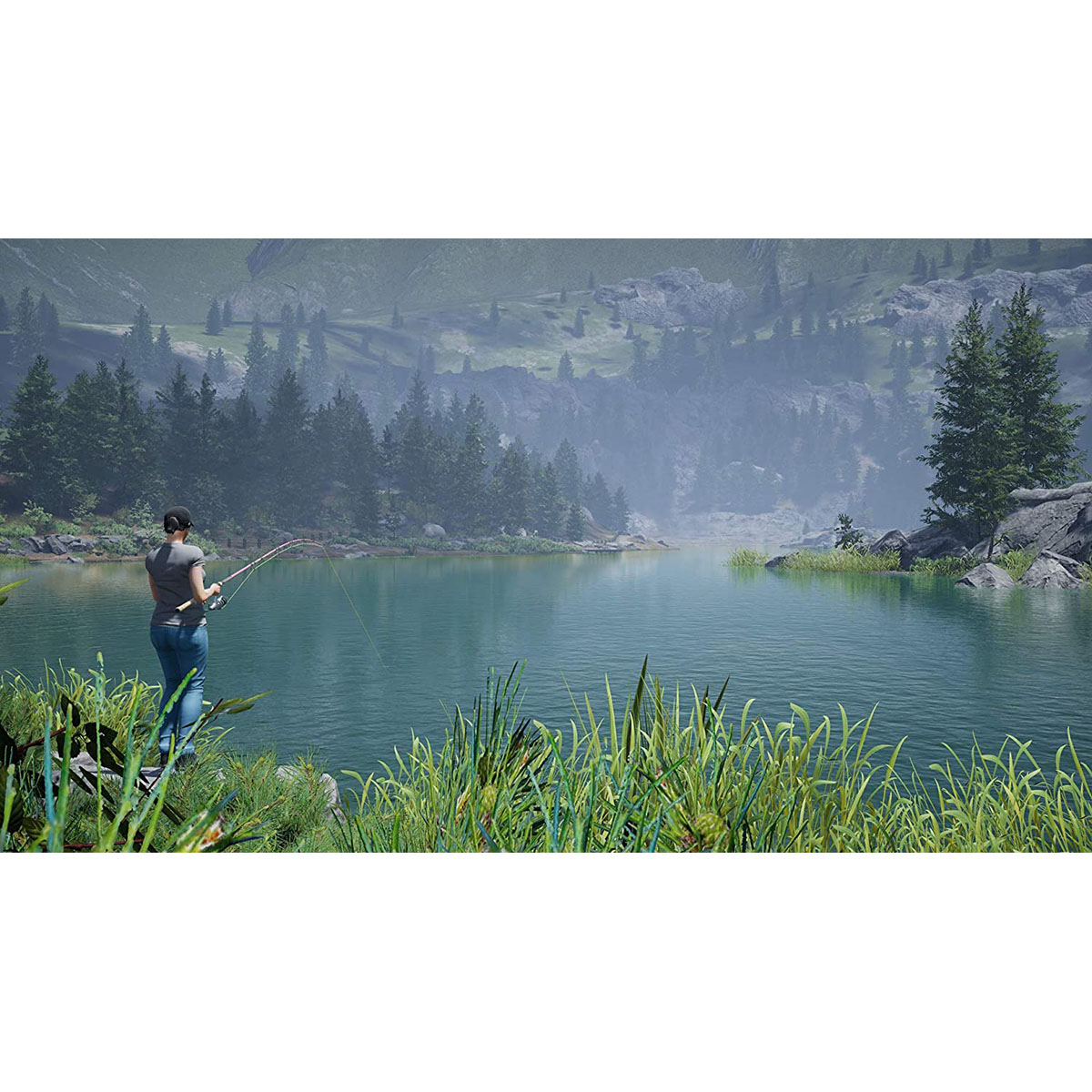 Fishing Sim World Pro Tour Collector's Edition - PS4
