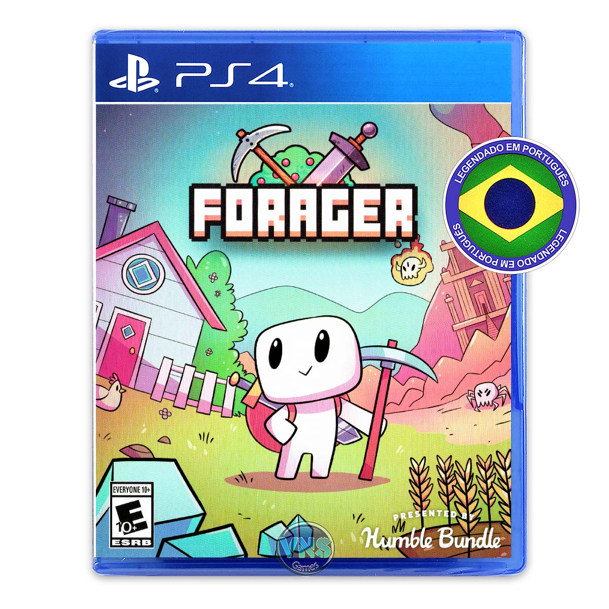 Forager - PS4